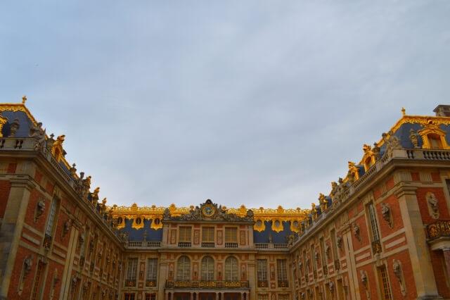 呪いの宝石 ホープ・ダイヤモンド ヴェルサイユ宮殿