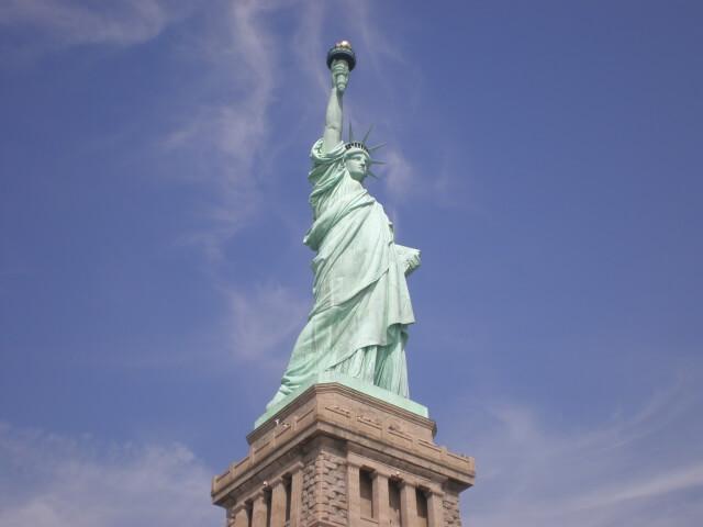 やりすぎ都市伝説 自由の女神