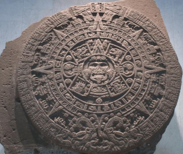アステカ・カレンダー