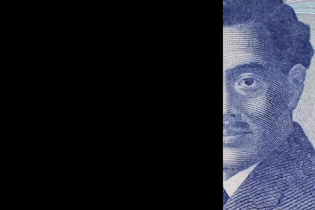 1000円札右