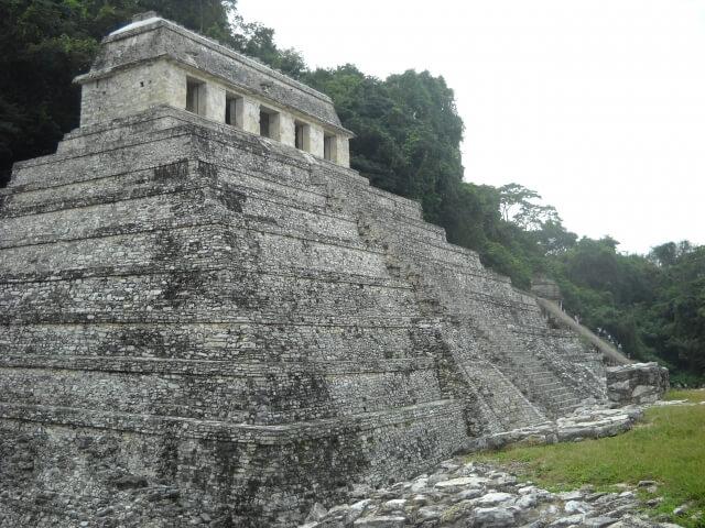 マヤ パレンケ遺跡