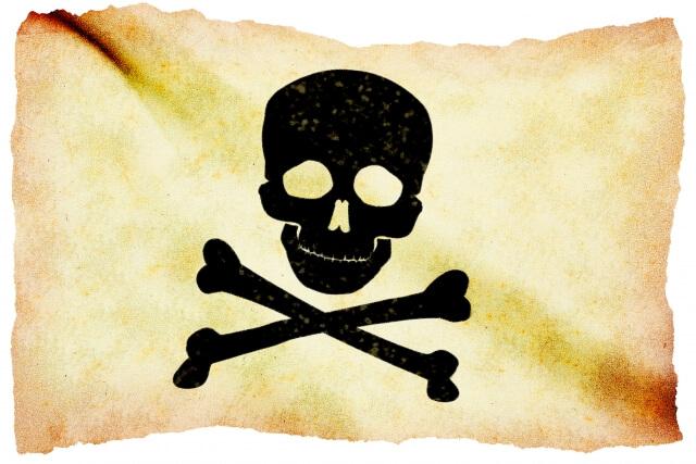 海賊旗ジョリー・ロジャー