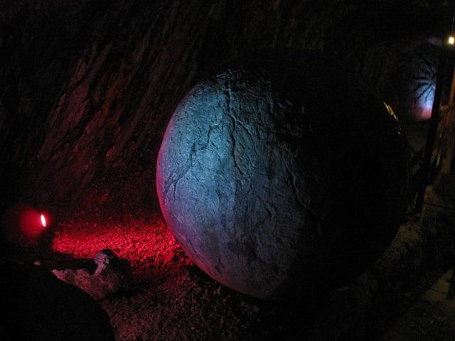 コスタリカの人工石球