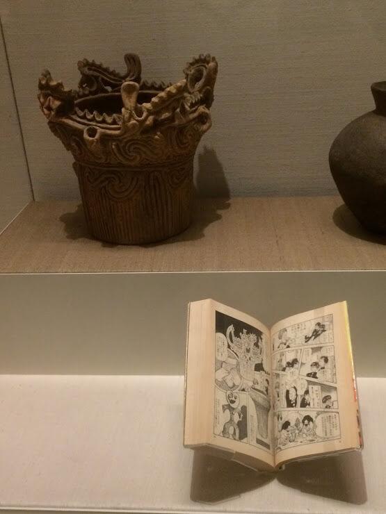 大英博物館 手塚治虫