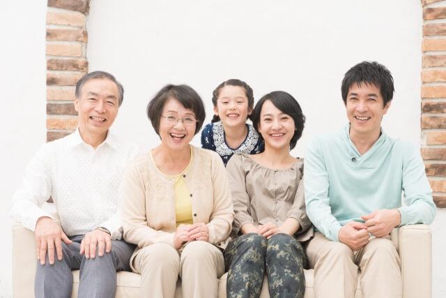 呪い返し 家族