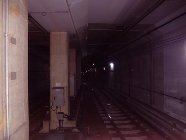 幽霊が見える音 電車