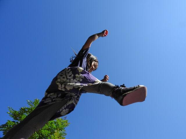 タイムリープ ジャンプ