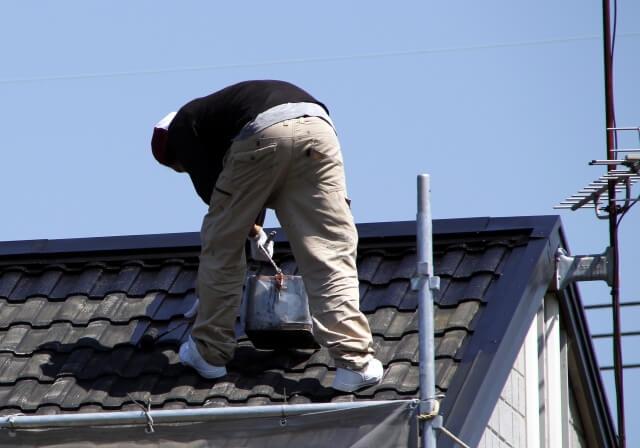 屋根修理詐欺 業者