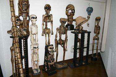 シャレコーベミュージアム 文化