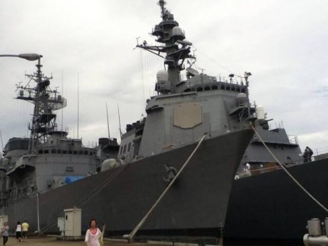 北朝鮮 ミサイル イージス艦