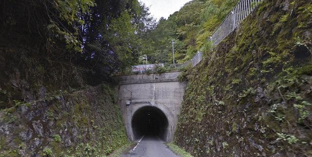 清滝トンネル トップ