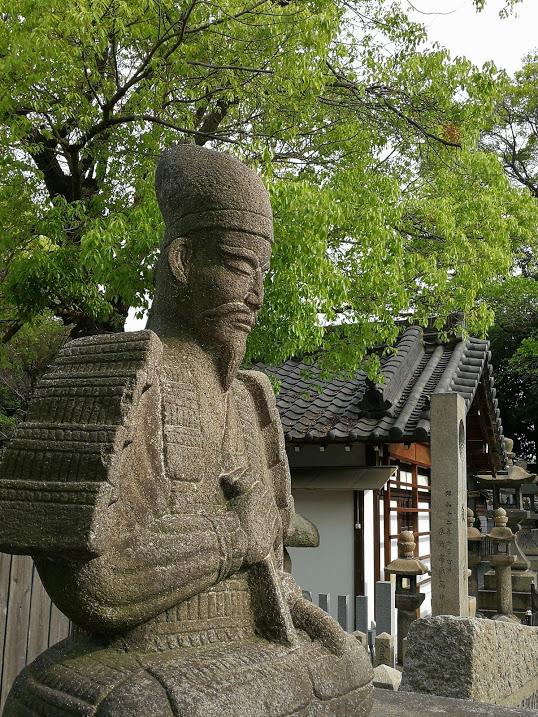 八剱神社 上杉景勝
