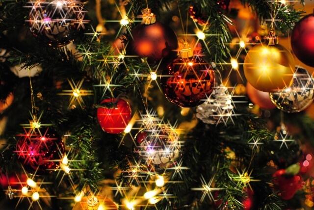 クリスマス 悪魔 クリスマスツリー
