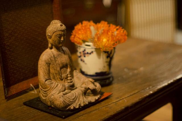 絶対に願いが叶う神様 仏像