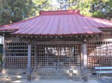 初鹿野諏訪神社