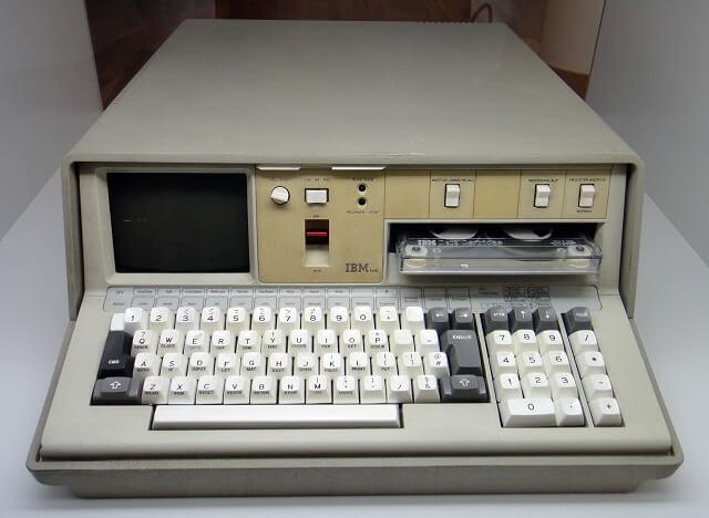 IBM5100 ジョン・タイター