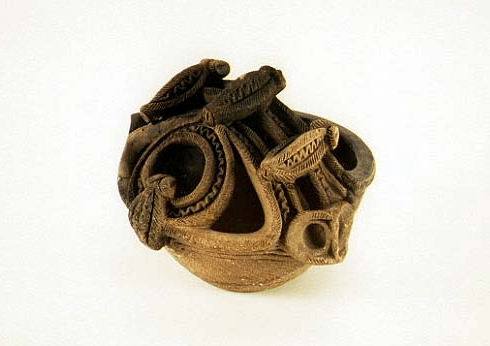 ツチノコ 縄文土器