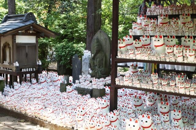 招き猫 処分方法 神社 お寺