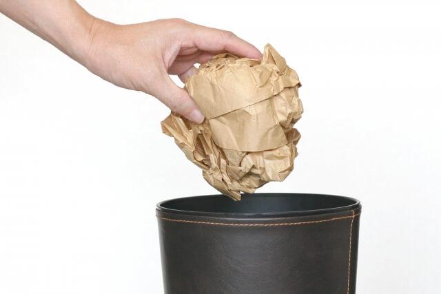 盛り塩 処分 ゴミ箱