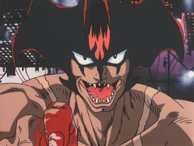 永井豪展 デビルマン OVA