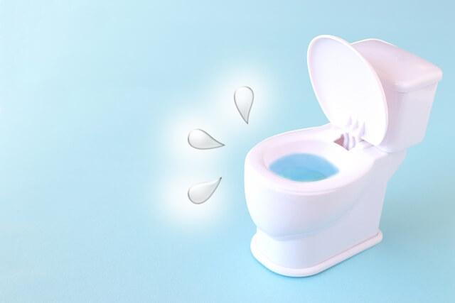 断水 停電 トイレ