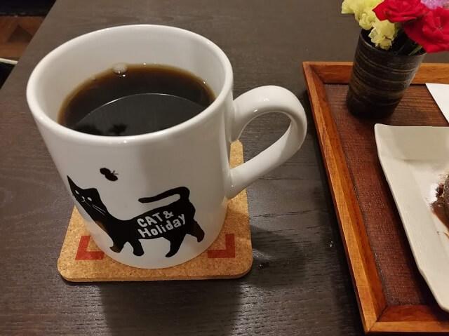 神戸中華街 占いカフェ 黒ねこさん