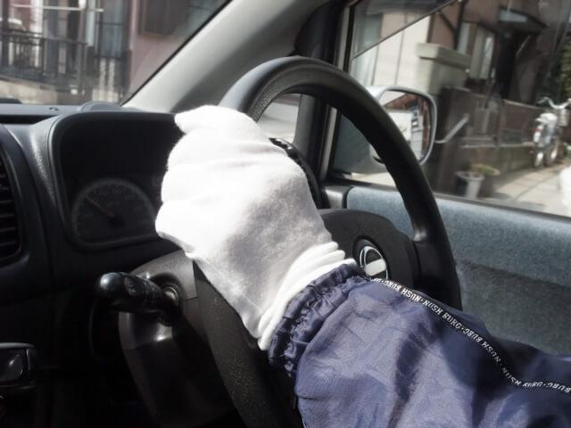 タクシー怪談 運転手
