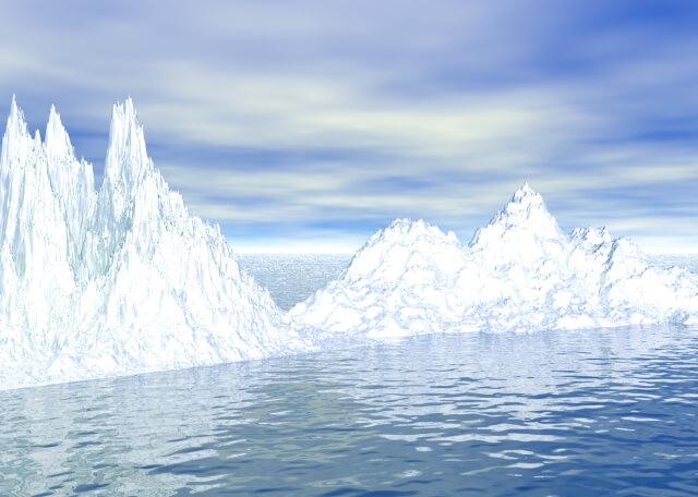 カバゴン ニュージーランド 南極
