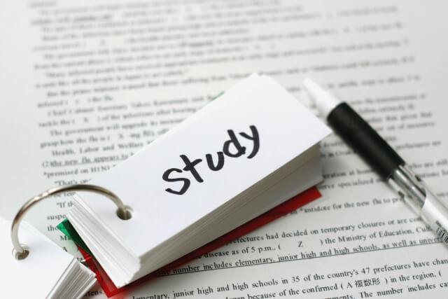 英語留学 事前学習 英単語