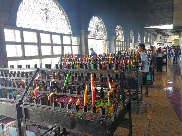 シマラ教会 セブ島 パワースポット