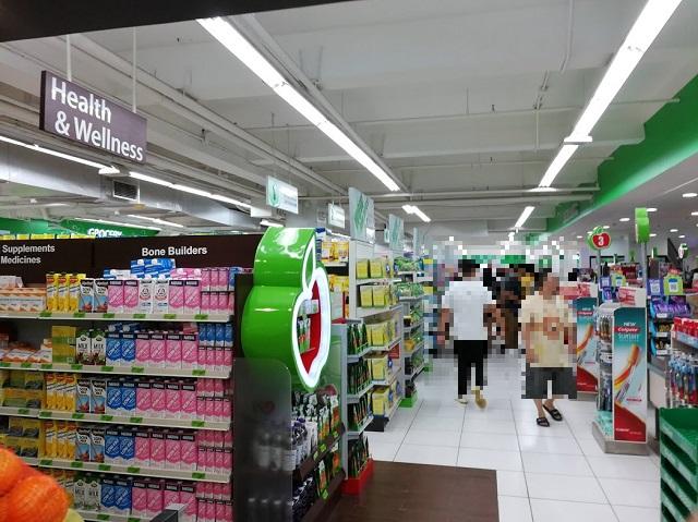 フィリピン お土産 スーパーマーケット