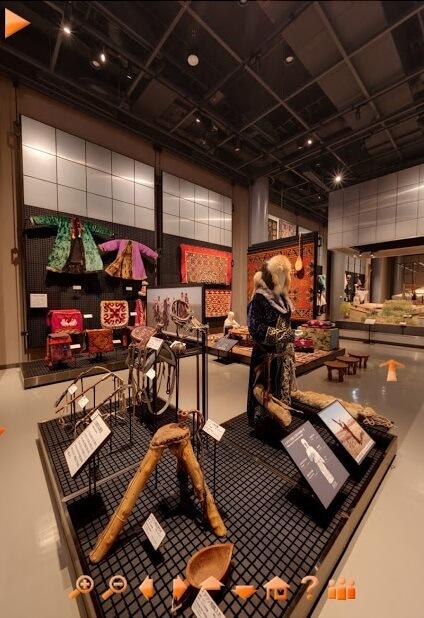 国立民族学博物館 おうちでみんぱく 中央・北アジア