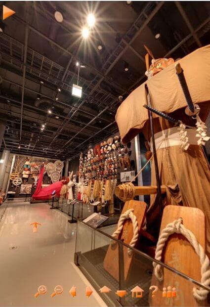 国立民族学博物館 おうちでみんぱく アイヌ文化 日本2